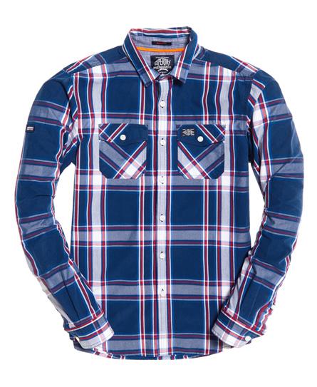 Superdry - Camisa Washbasket - 2