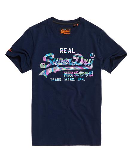 Superdry Superdry Multifarvet Vintage Logo T-shirt