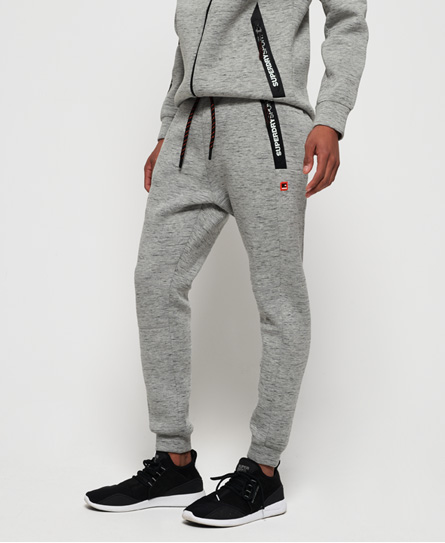 Superdry Superdry Gym Tech slim joggers med stretch