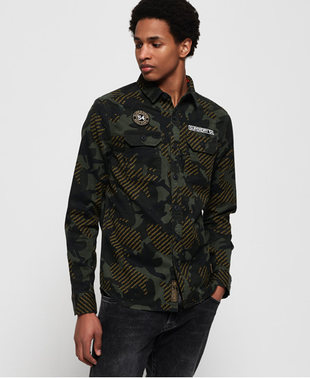 Superdry Superdry Rookie Repair skjorte