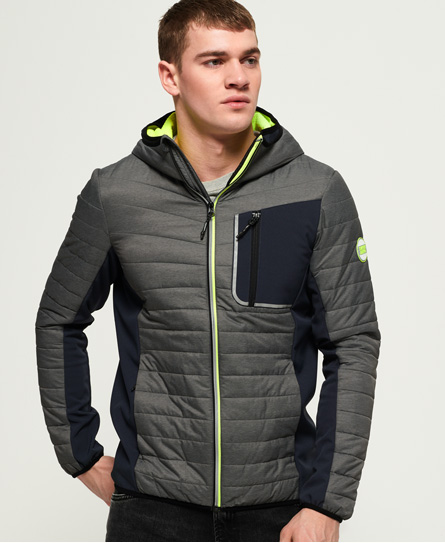 Superdry - Convection Hybrid Jacket - 1