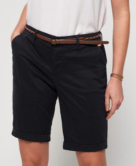 Superdry Pantalón de chándal corto en algodón orgánico SD Laundry   1078116800006ZX8  17363. €16.00. . Superdry Pantalón corto Chino City a2a6a05e5bcd