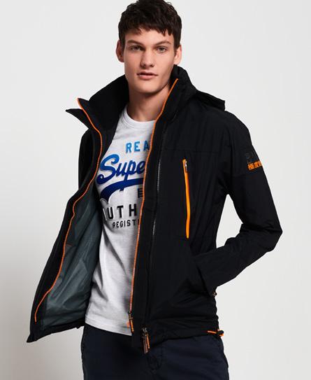 Superdry Superdry Technical SD-Windattacker jakke med hætte
