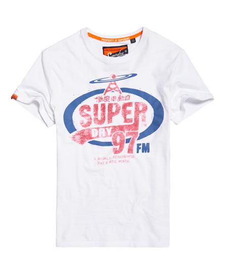 Superdry Klassisches Heritage T-Shirt