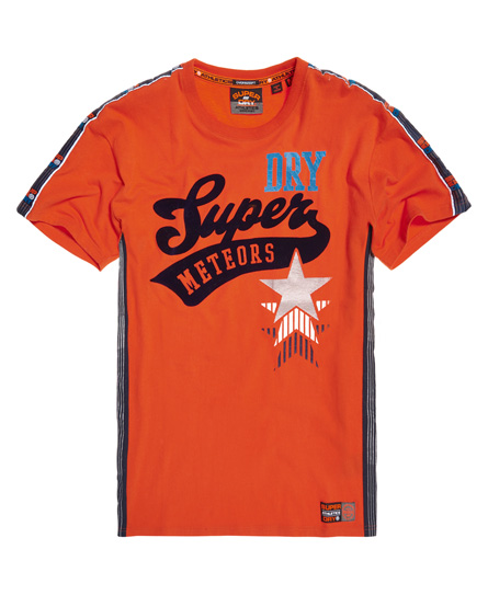 Superdry Mittelschweres Podium T-Shirt