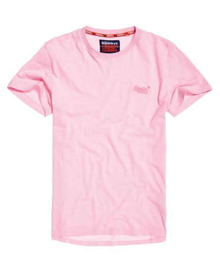 Superdry Lite T-Shirt aus der Orange Label Kollektion