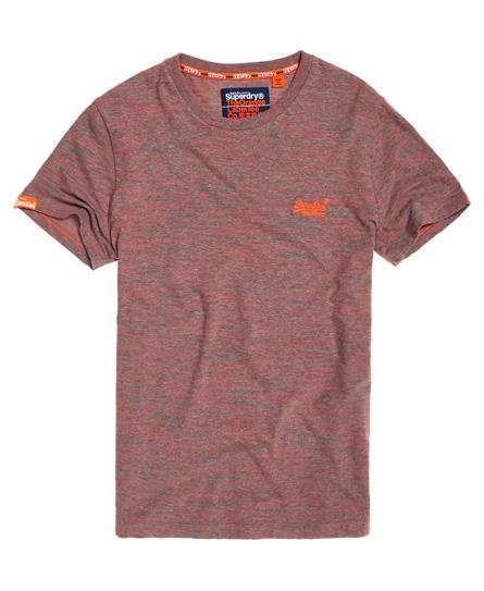 Superdry Orange Label Vintage T-Shirt mit Stickerei
