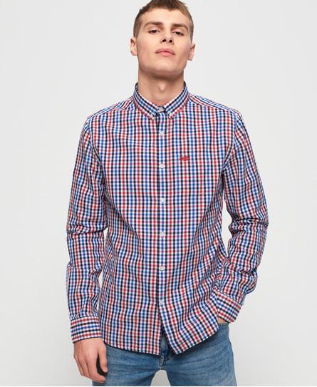 Superdry Superdry Premium University oxford-skjorte