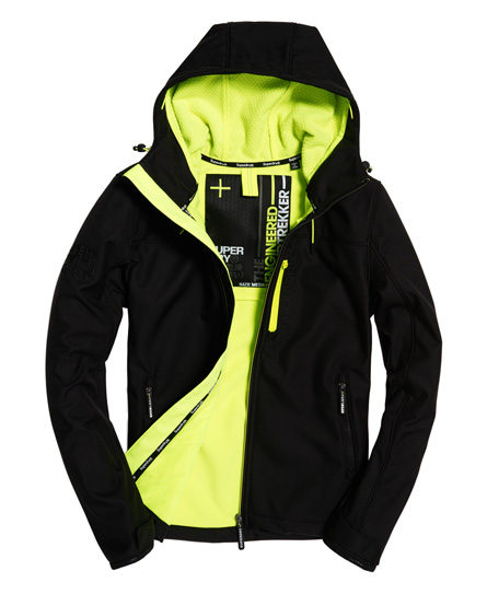 Superdry Superdry SD-Windtrekker jakke med hætte