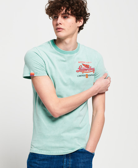 Superdry Superdry Limited Icarus Hyper Classics T-shirt