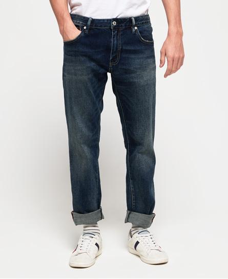 Superdry Gerade geschnittene Daman Jeans