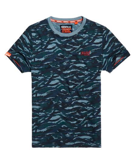 Superdry Superdry Orange Label Vintage Embroidery T-shirt
