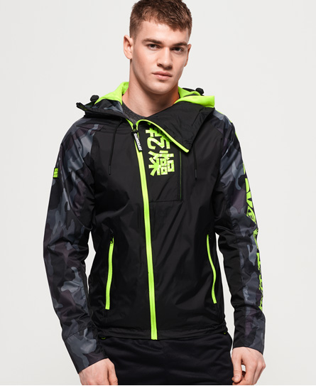Superdry Japan Edition anorak