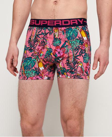 Superdry Superdry Printed Sport boksershorts