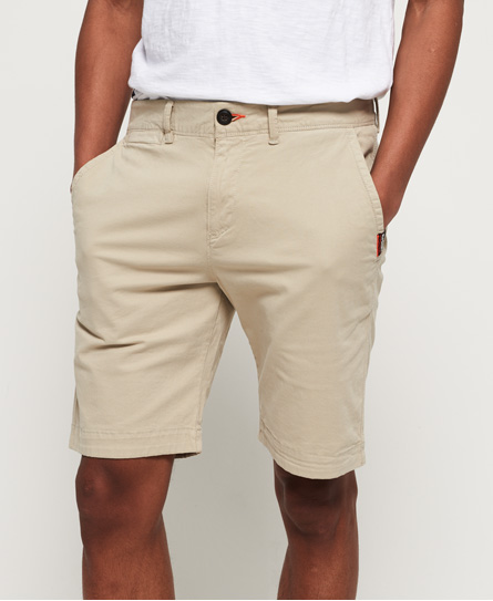 Superdry Superdry International slimfit lite chinoshorts