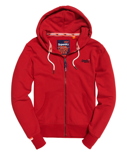 Superdry - Sudadera ligera con capucha Orange Label - 2