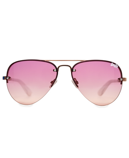 Superdry SDR Micah Sonnenbrille | Accessoires > Sonnenbrillen > Sonstige Sonnenbrillen | Gold | Superdry