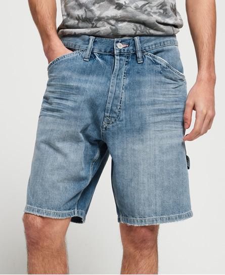 Superdry Superdry Earl shorts i workwear-stil