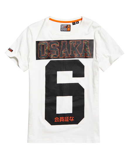 Superdry Superdry Osaka T-shirt