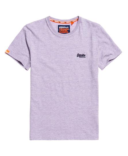 Superdry Superdry Orange Label Vintage Organic Cotton T-shirt