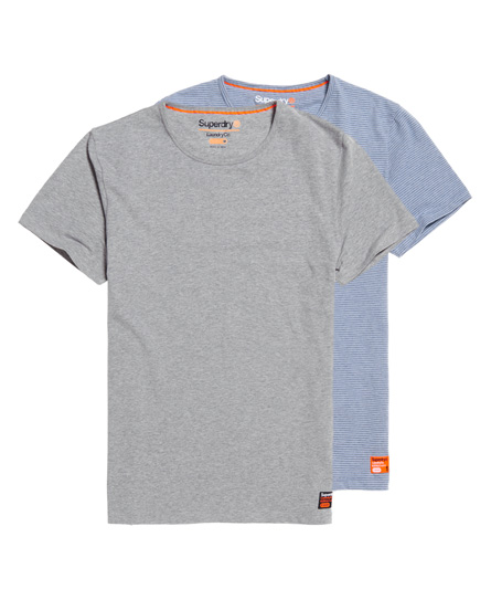 Superdry Superdry SD Laundry Organic Cotton Slim Fit Lounge T-shirt