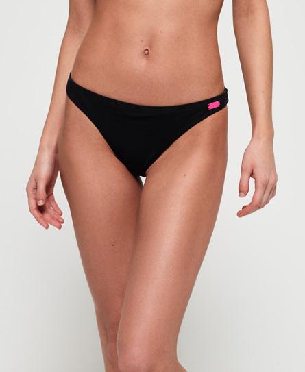 Superdry Superdry Ombre Knot bikinitrusser med beskåret pasform