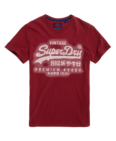 Superdry Superdry Premium Gods Mid Weight T-shirt