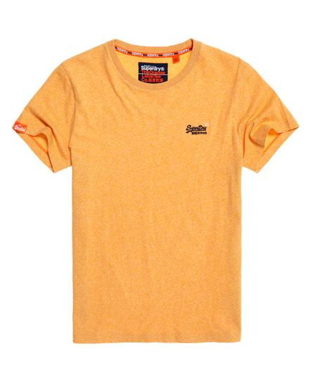 Superdry Superdry Orange Label Vintage T-shirt med broderi