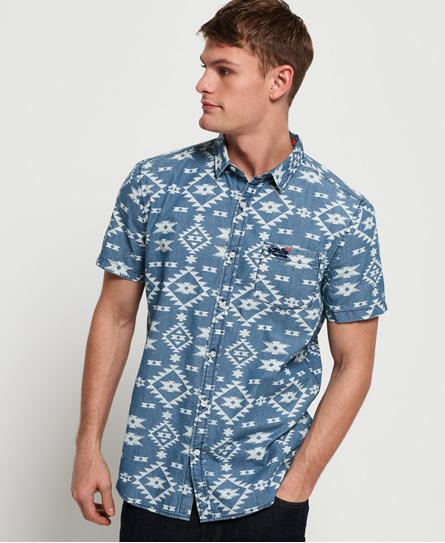 Superdry Superdry Miami Loom skjorte