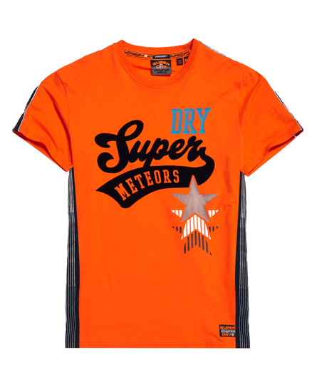 Superdry Superdry Podium Mid Weight T-shirt