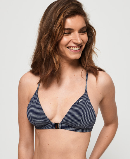 Superdry Superdry Kasey Fixed Triangle bikinitop