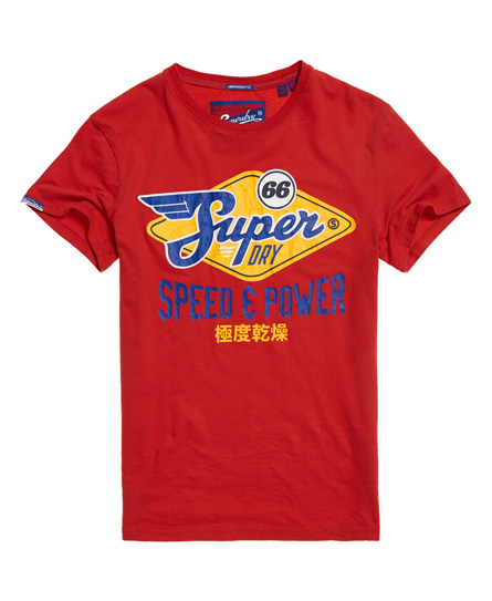 Superdry Superdry Klassisk Reworked Lite T-shirt