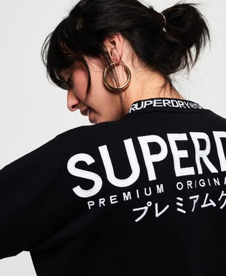 Superdry Superdry Kura sweatshirt med rund hals