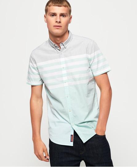 Superdry Superdry Kortærmet International Poplin skjorte