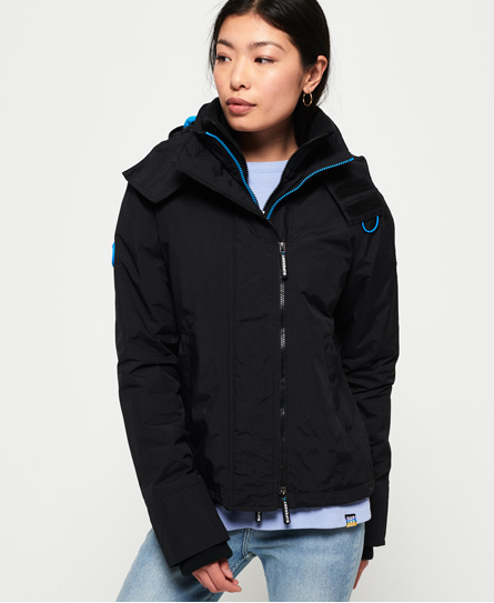 Superdry Superdry Arctic Pop Zip SD-Windcheater med hætte