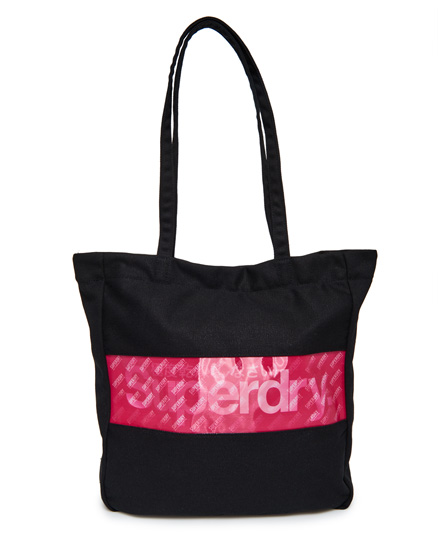 Superdry Superdry Holo Repeat shoppingtaske