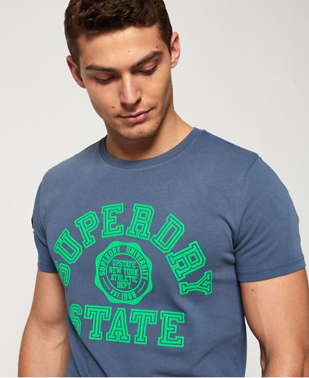 Superdry Superdry Upstate Wash T-shirt