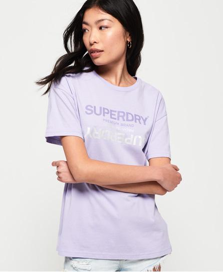 Superdry Superdry Portland Premium Brand Reflection T-shirt