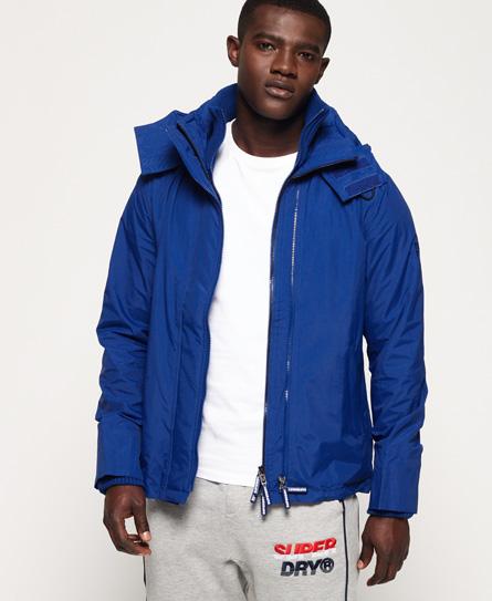 Superdry Superdry Funktionel SD-Windcheater jakke med farverig lynlås og hætte