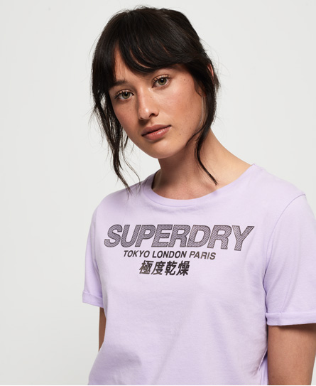 Superdry Superdry City Nights boxy T-shirt
