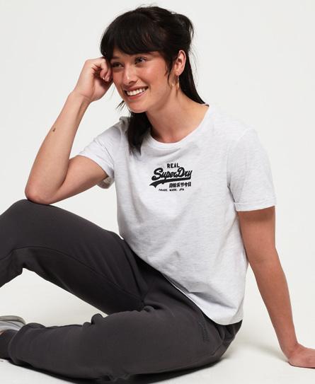 Superdry Superdry Vintage Logo boxy T-shirt