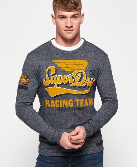 Superdry Superdry Langærmet Famous Flyers T-shirt