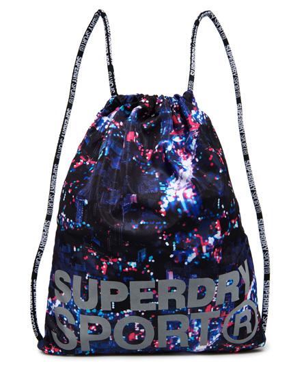 Superdry Superdry Sportstaske med snøre