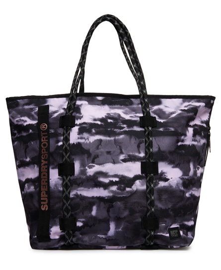 Superdry Superdry Fitness tote