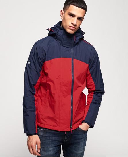 Superdry Superdry Arctic Exon SD-Windcheater jakke med hætte