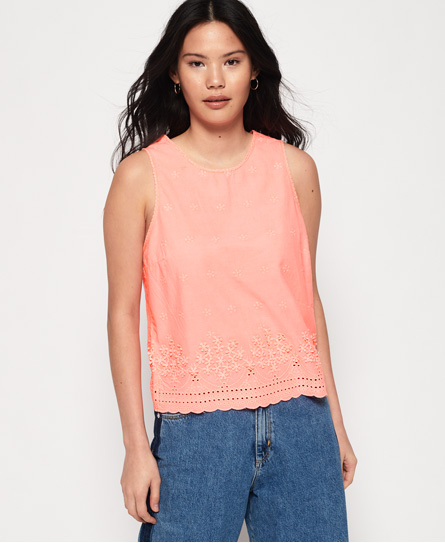 Superdry Superdry Hanna Shell top