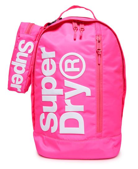 Superdry Superdry Freshman Academy rygsæk og penalhus