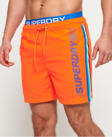 Superdry - Short de bain State Volley - 1