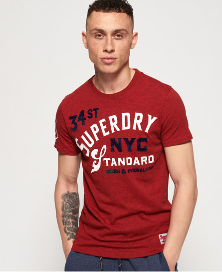 Superdry Superdry 34th Street T-shirt