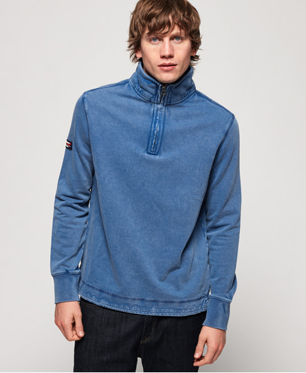 Superdry Superdry International henley-top